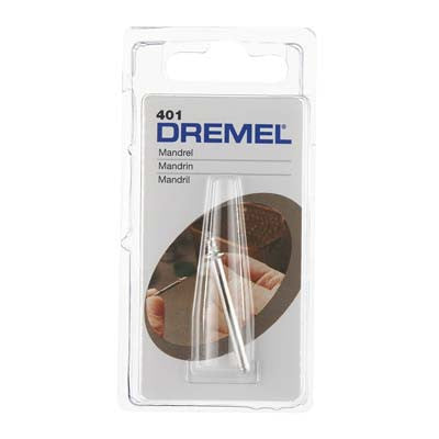 Dremel Mandrel for Polishing Bit DRE401