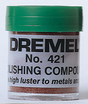 Dremel Polishing Compound DRE421
