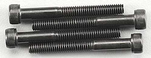 Dubro Socket Head Cap Screw 4.Ommx35 (4) DUB2281