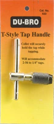 Dubro T-Style Tap Handle DUB633