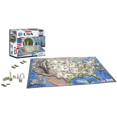Masterpiece USA History Puzzle FCS40008