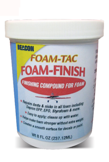Beacon Glue Foam Tac Foam Finish 8oz 5494712301