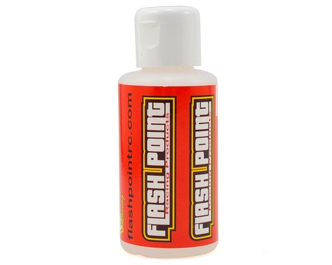 Flash Point Silicone Shock Oil (75ml) (900cst) FPR0900