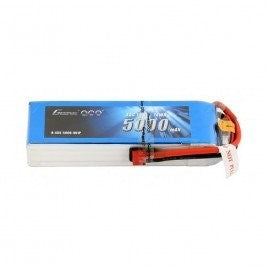 Gens ace 5000mAh 14.8V 45C 4S1P Lipo Battery Pack with Deans Plug GAB45C50004S1PDEANS
