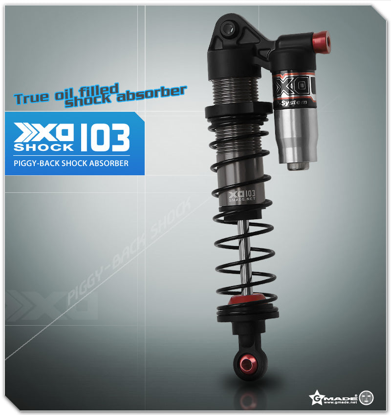 Gmade Xd Piggyback Shock 103mm (2pcs) GMA21007
