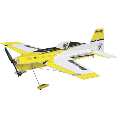 Great Planes Electrifly Extra 330sc 3d Foam Indoor Ep GPMA1129