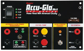 Hobbico Accu-Glo II Power Panel HCAP0306