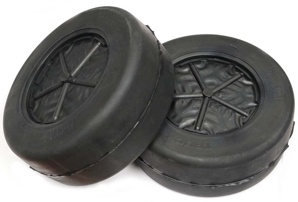 Hostile Slick Tires for HPI 5T/5SC & Losi 5ive / DBXL / VEKTA.5 - DDMHH992M