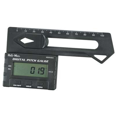 Heli Max Digital Pitch Gauge HMXR4854