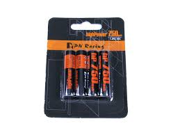 PN Racing High Power 750mah Ni-MH Rechargeable AAA Battery (4pcs) PNRHP750