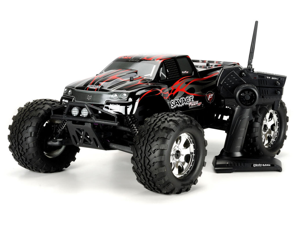 HPI Savage X Gt2 Clear Body HPI7194