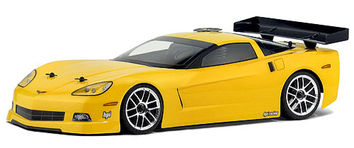 HPI Corvette C6 Body 200mm HPI17503