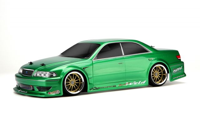 HPI T&E Vertex Ridge JZX100 Toyota Mark II Body (200mm) HPI30721