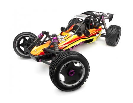 HPI Baja 5b-1 Buggy Body Clear HPI7560