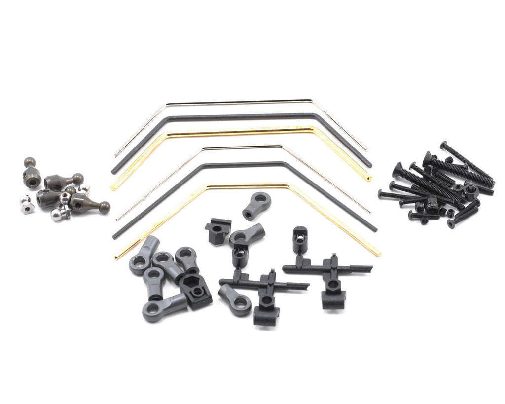 HPI Sway Bar Set E-10 HPI88016