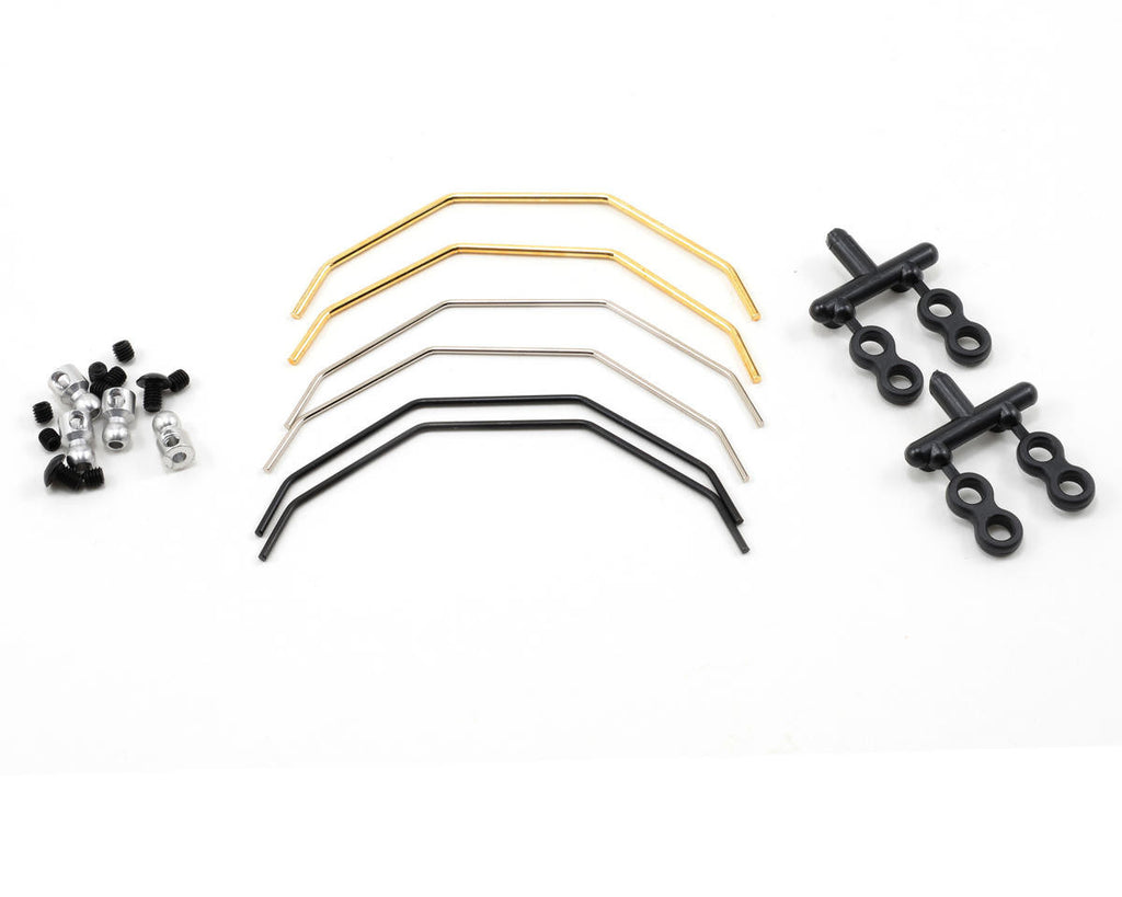 HPI Sway Bar Set Fr/Re Sav X HPI102538