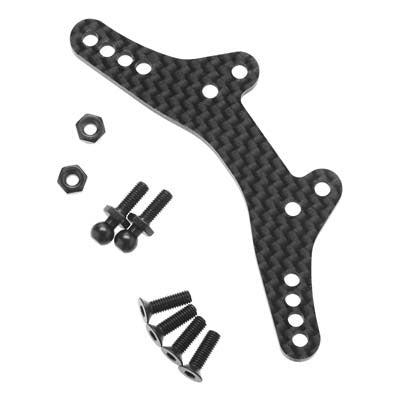 Hpi Shock Tower Front Carbon Fiber Sport 3 HPI114433