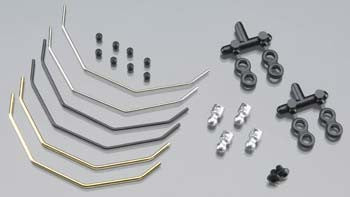 HPI Sway Bar Set Fr/Re Cup Racer HPI87598