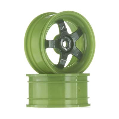 Hpi Work Meister S1 Wheel Green 26mm 0mm OS HPI113095
