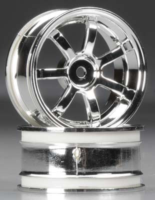 HPI Rays Gram Lights 57S-Pro Wheel, Chrome, 3mm Offset HPI3316