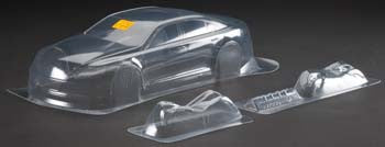HPI Lexus LS460 Sessions Version Body (200mm HPI30732