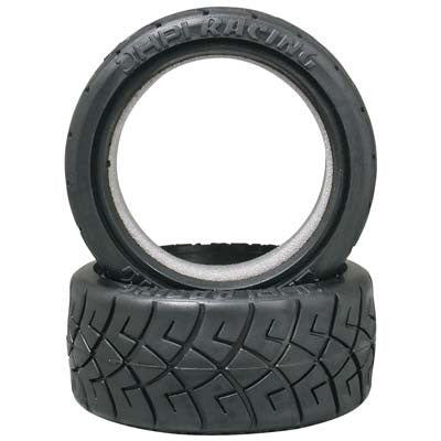 HPI X-Pattern Tire 26mm D Compound HPI4790
