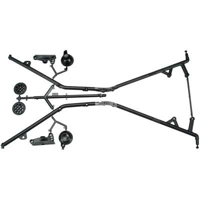 HPI Roll Bar Set Long Baja HPI85439