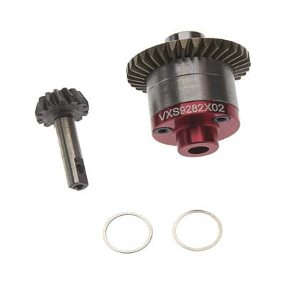 Hot Racing Spiral Bevel Gear 1/16 Traxxas HRAVXS9282X02