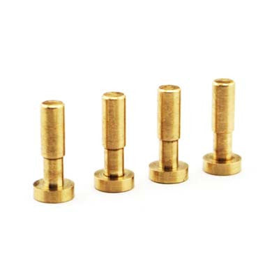 Hot Racing Brass Low Fric Kng Pn HRAYET04M04