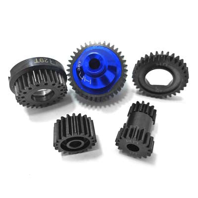 Hot Racing #45 Steel Jato Gear Set HRASJT1000XF06