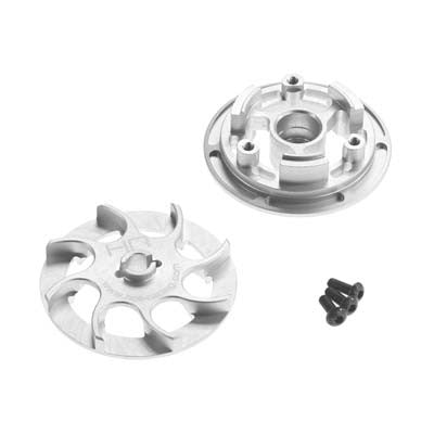 Hot Racing Heavy Duty Slipper Pressure Plate/Hub Al HRAXMX15SP