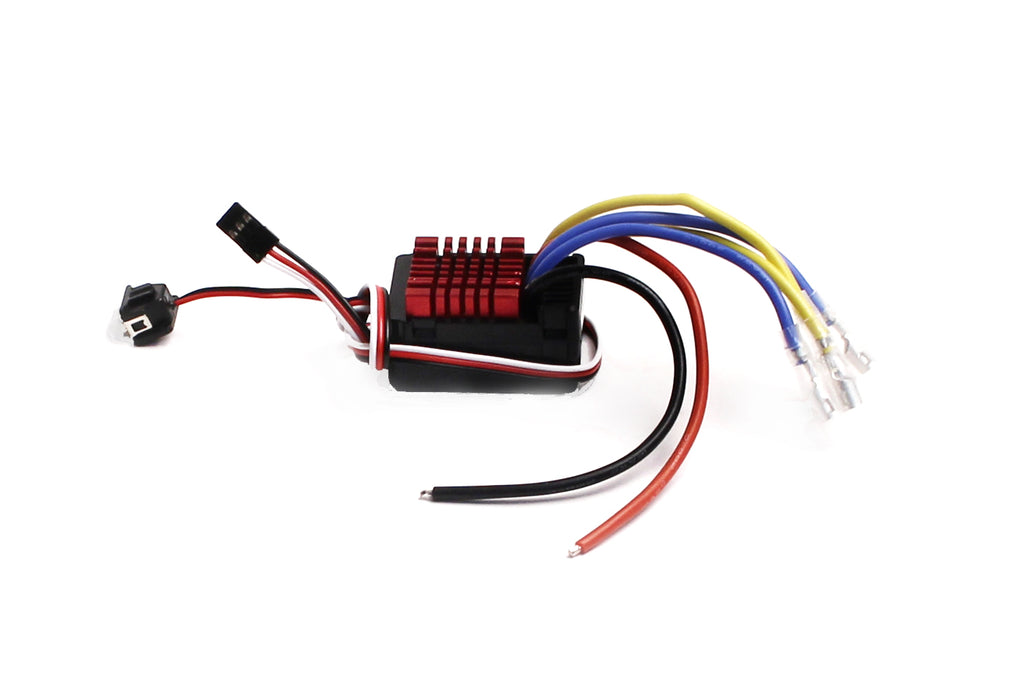 Hobbywing QuicRun 860 ESC, for Waterproof Dual Brushed Motor HWI30105400