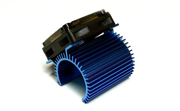 Hobbywing Cooling Fan, w/ Heat Sink - C1 Combo HWI86080120