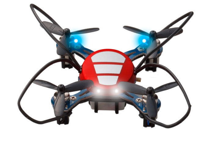 KYOSHO Quad Copter Quattro X RED KYO54050RD