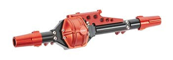 Integy T5 Rear Axle Conversion Kit INTC25332RED