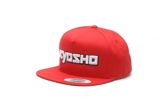 Kyosho Snap Back Cap Red KYOKA30004R