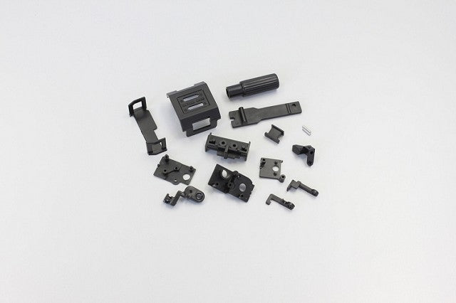 Kyosho Small Parts Set(AWD/Black) KYOMD003BK