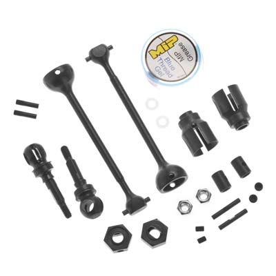 MIP Race Duty CVD Steel Kit Front TRA Slash 4x4 MIP13260