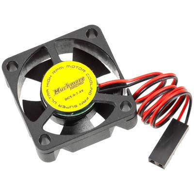 Much More Racing Super Ultra Motor Cooling Fan 30mm MMRC3044