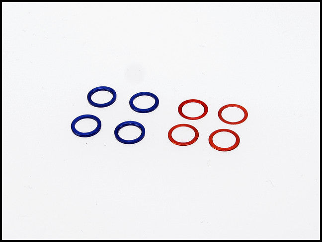 Pn Racing MR02/03 Double A Arm Spring Holder Shims PNRMR2056FS