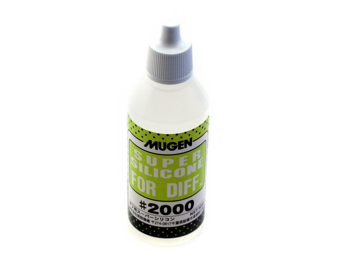 Mugen #2,000 Silicone Differential Oil