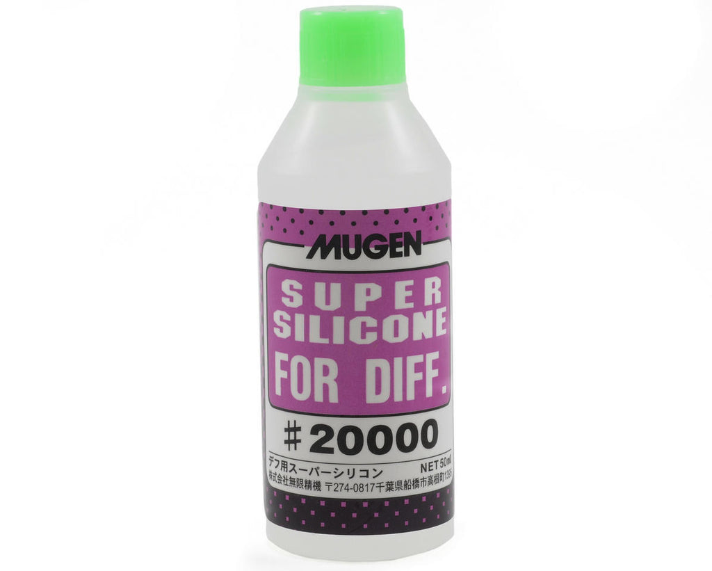 Mugen #20,000 Silicone Differential Oil MUGB0338