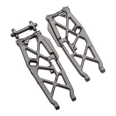 Mugen Rear Lower Suspension Arms Left/Right MBX7T MUGE2126