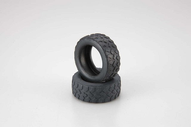Kyosho High Grip Semi Wide Tire Set KYOMVT06