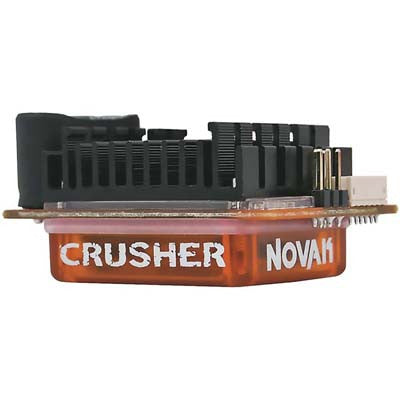 Novak Crusher 2-4S Brushless ESC w/Simple Tune NOV1834