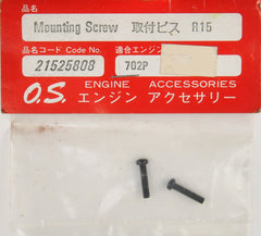 OS Max 21525808 Mounting Screws #702p OSM21525808