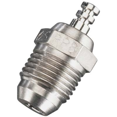 OS Max RP8 Turbo Glow Plug On-Road Cold OSM71642080