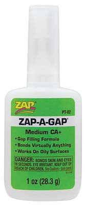 Pacer Technology's Zap-A-Gap Ca+ 1 Oz PAAPT02