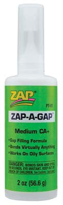 Pacer Technology's Zap-A-Gap Ca+ 2 Oz PAAPT01