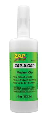 Pacer Technology's Zap-A-Gap Ca+ 4 Oz PAAPT05